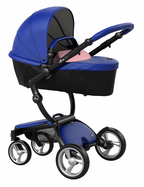 Mima_Xari_Product_Shot_Royal_Blue_Black_Chassis_Pixel_Pink_Carrycot.jpg