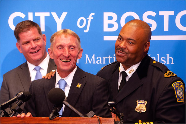 Boston Police Commissioners