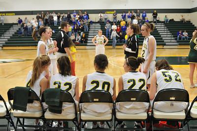 Girls Varsity Basketball - Albia 2010