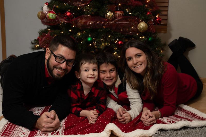 Persekian Christmas Family