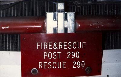 Explorer Post Rescue 290