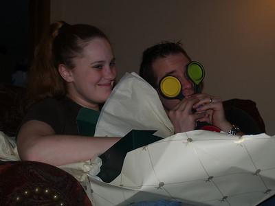 Jon and Sarah - 2008
