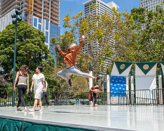 Yerba Buena Gardens Festival Performances