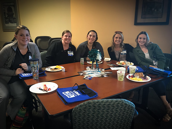 2018 Kadlec Nurses Week Breakfast