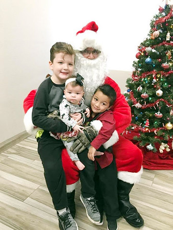 December - Post 58 Children's Christmas Party