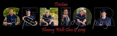 Tristan Senior Portraits