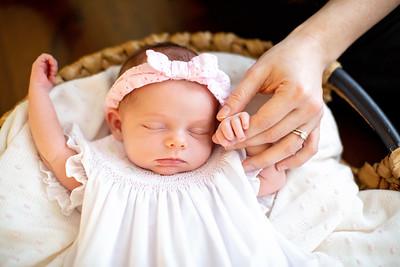 Charlotte at 15 Days (Born Nov. 3, 2018)