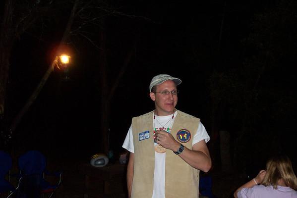 2003: Wichita Camp Out - Oct. 3 - El Tesoro