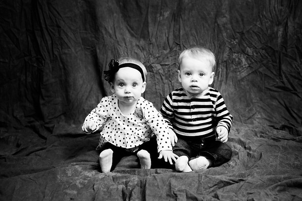 Jacob and Parker - 6 Month