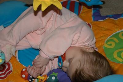 2002/11/30 - Abbie Sleeping