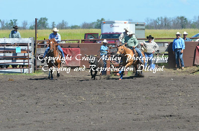 07-03-14 Slack Steer Wrestling