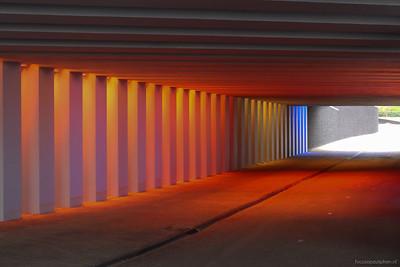 Marstunnel 2015, centrumkant
