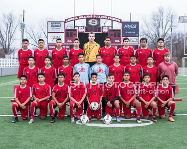 SHS JV Soccer- Boys