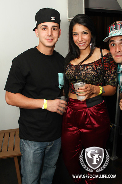 Saturday Night at ONE18 Lounge 9/5/2013