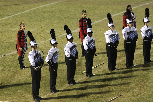 CvHS - Cary Band Day 10-29-16