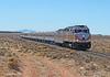 MP 42, Grand Canyon Railway, Arizona 2015.