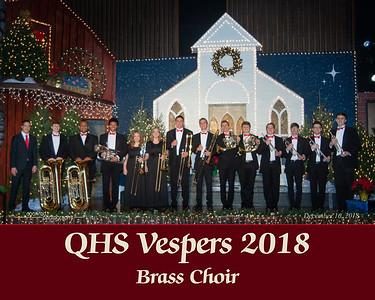 QHS Vespers 2018