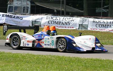 2007 Mid-Ohio ALMS Race