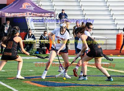 Lakeside-Eastlake Catholic Womens JV Lacrosse