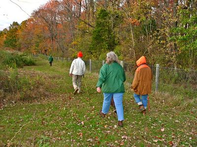 DCNJ/DCA Annual Field Trial - October 29-30, 2005