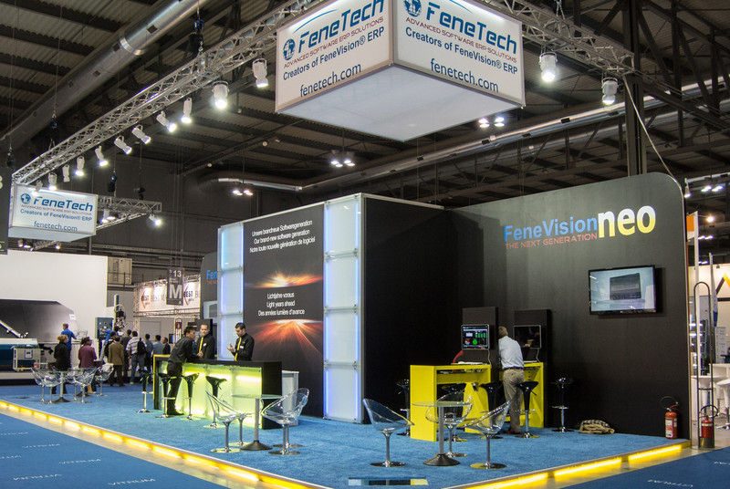 FeneTech booth