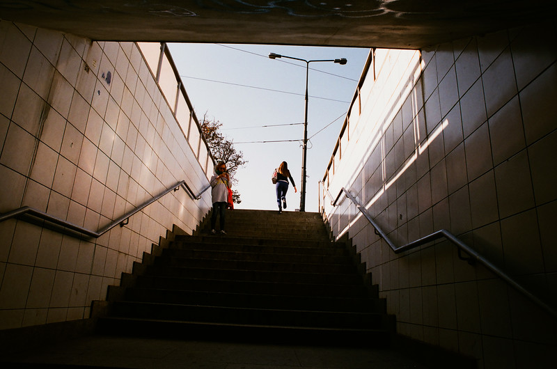 stairs looking up autumn warsaw metro.jpg