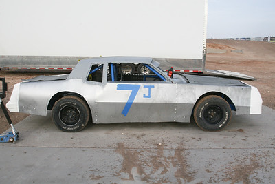 Southern NM Speedway - May, 2009