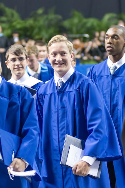 Tyler's Graduation