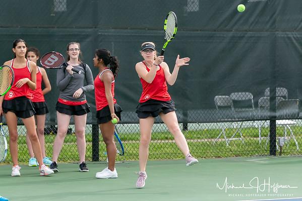 Girls Tennis Senior Night (5/4/18)