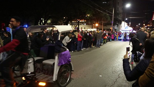 2019 New Orleans The Krewe of Chewbacchus Parade