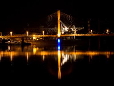 Lights and Cranes