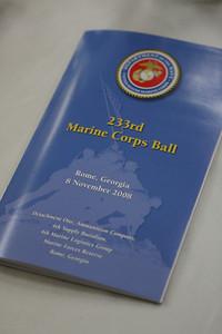 Marine Corps Ball 2008