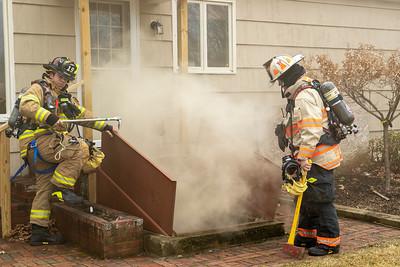 Structure Fire - 97 Lancaster Ave, Lunenburg, MA - 3/20/20