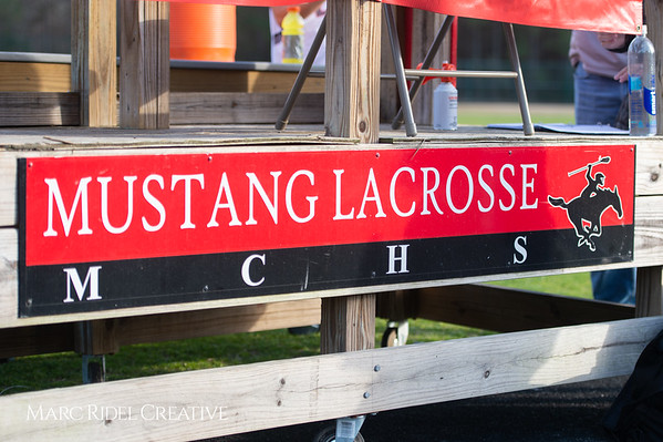Broughton Lady Caps lacrosse at Middle Creek. February 26, 2019. D4S_1539
