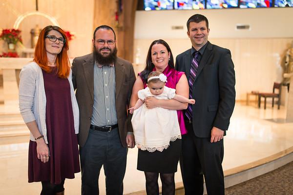 Michelle Baptism