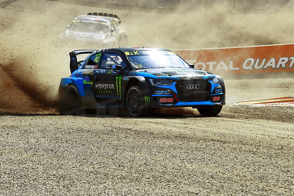 World RX SPA Belgia