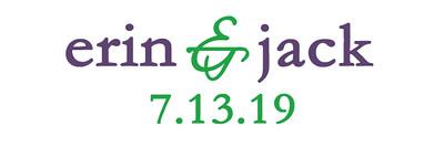 Erin & Jack 7.13.19
