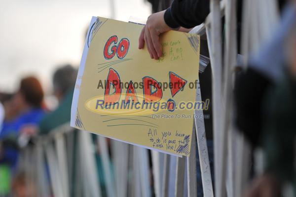 Finish Line, Gallery 4 - 2012 Brooksie Way Half Marathon