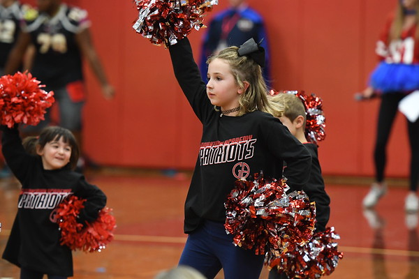 Lower School Cheer