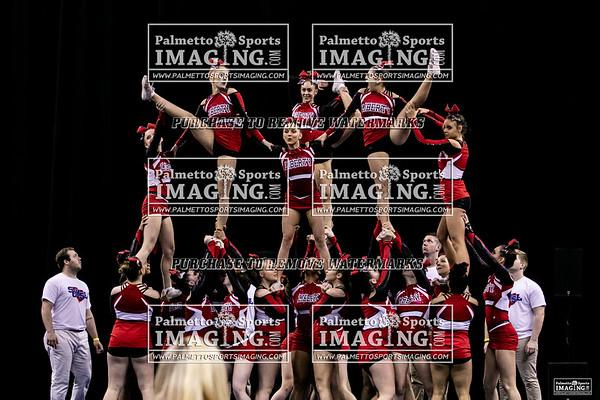 Liberty-2019 State Cheerleading Championship