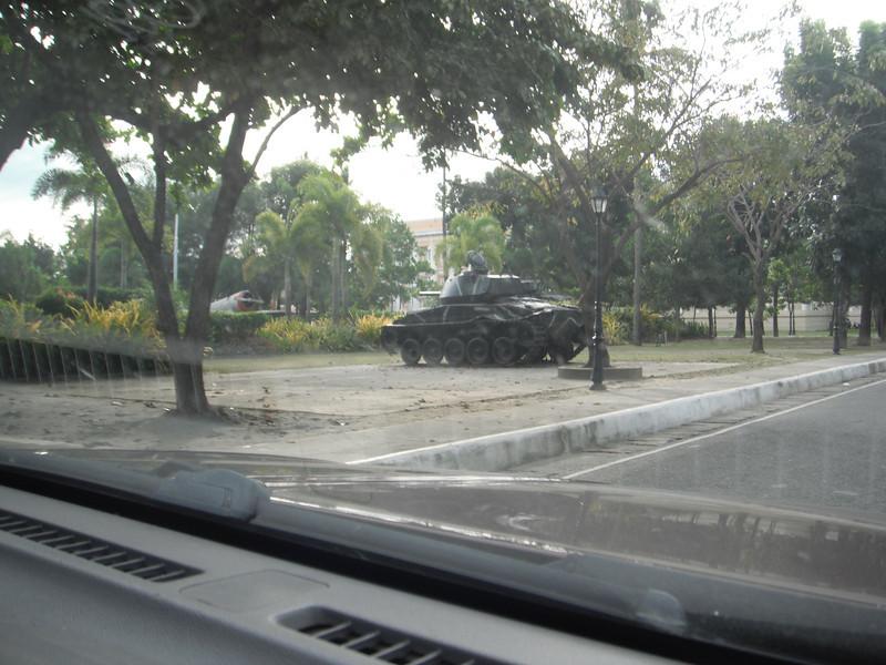 Lingayen Gulf Invasion WWII Memorial...http://en.wikipedia.org/wiki/Invasion_of_Lingayen_Gulf   ..more...http://asian.goodnewseverybody.com/filipino.military.html