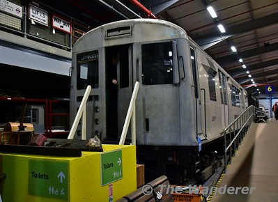 """UK Trip: """"Cab it"""" Guided Tour of Museum Depot. Saturday 19th November."""