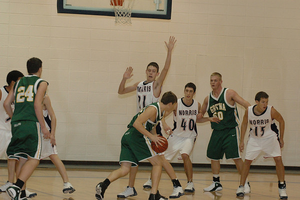 Var Boys Basketball vs Gretna