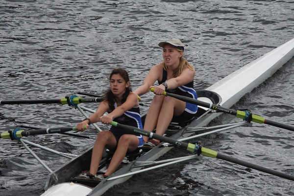 Cromwell Cup 2009, Women's Junior Double