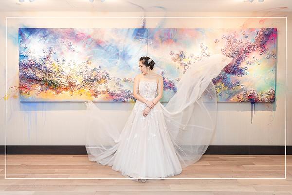 The Westin Medical Center - Christina + Hunter - Bridal Session