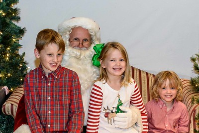 "Preschool ""Breakfast with Santa"" 12-01-2018"