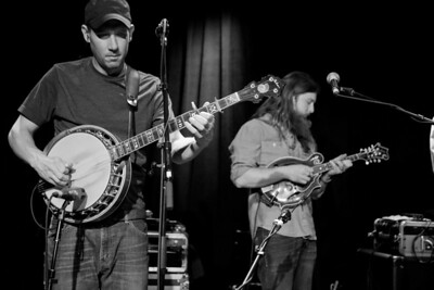 Greensky Bluegrass live at Sweetwater February 29,2012