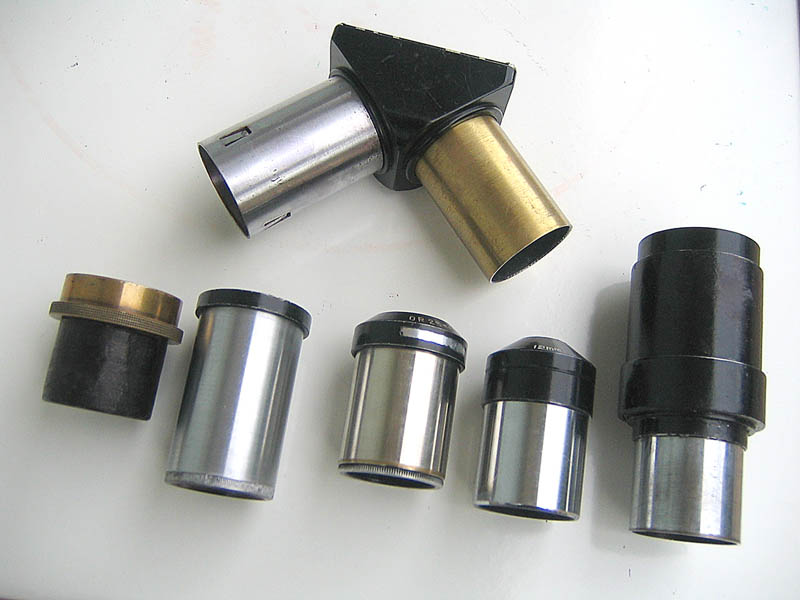 eyepieces that came with the 8 in Cave Cassegrain-e.jpg