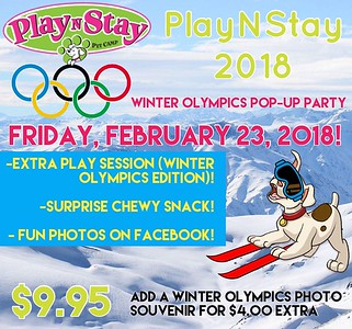 Winter Olympics 2018!