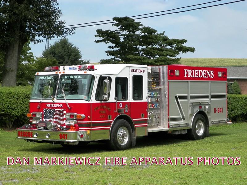 FRIEDENS FIRE CO.